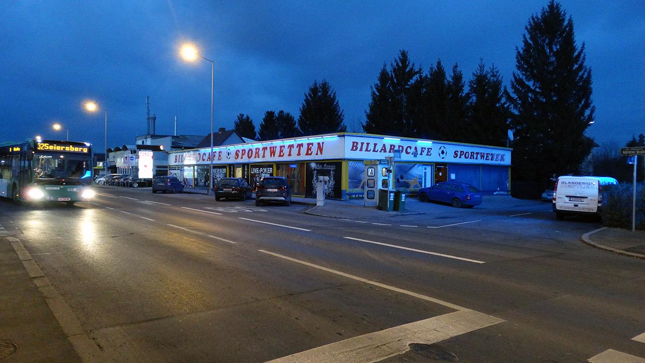 Billardcafé Graz - die Nummer 1 in Graz